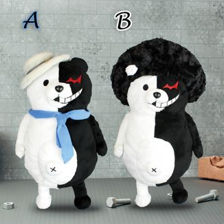 Plush Doll Monokuma Big Nuigurumi Danganronpa 3 The End of Kibougamine Gakuen
