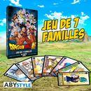 Juego de Cartas 7 Familias Dragon Ball Super