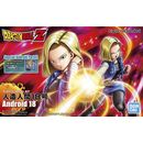 Androide 18 Dragon Ball Z Model Kit Figure Rise Standard