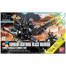 Model Kit Gundam Lighting BW Campaign 1/144 HG Gundam