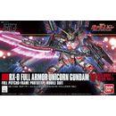 Model Kit Unicorn Gundam Full Armor 1/144 HG Gundam