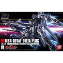 Model Kit MSN-001A1 Delta Plus 1/144 HG Gundam