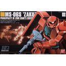 Model Kit MS-06S Zaku 2 1/144 HG Gundam