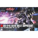 Model Kit Silver Bullet Suppressor 1/144 HG Gundam