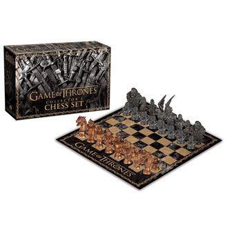 Ajedrez Juego de Tronos Collector Chess Game