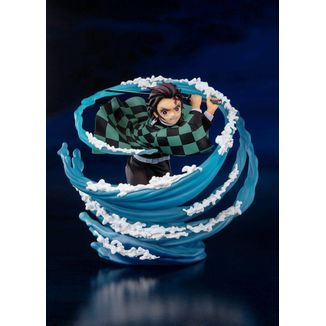Tanjiro Kamado Breath of Water Figure Kimetsu no Yaiba