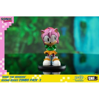 Amy Rose Figure Sonic the Hedgehog BOOM8