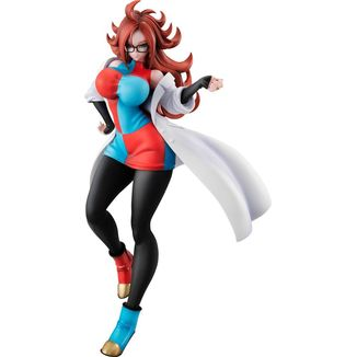 Figura Android 21 Dragon Ball Gals