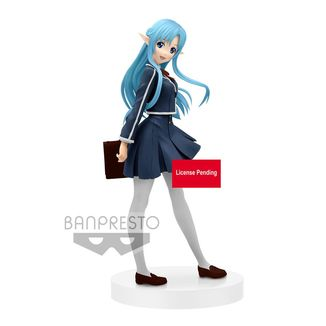 Asuna School Figure Sword Art Online EXQ