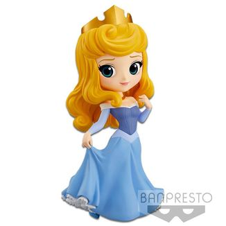 Figura Aurora Blue Princess Dress Disney Q Posket