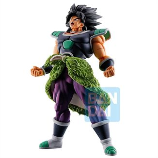 Figura Broly Dragon Ball Super Ichibansho History of Rivals