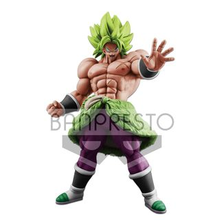 Figura Broly Full Power Dragon Ball Super King Clustar
