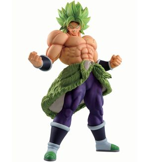 Figura Broly SSJ Full Power Ultimate Variation Dragon Ball Super Ichibansho King Clustar