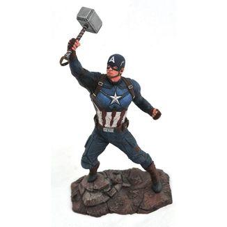 Captain America Figura Avengers Endgame Marvel Gallery