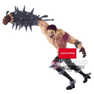 Figura Charlotte Katakuri One Piece Battle Record Collection