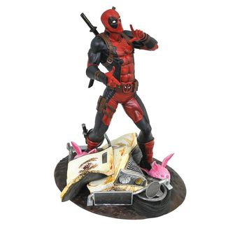 Figura Deadpool Taco Truck Marvel Gallery