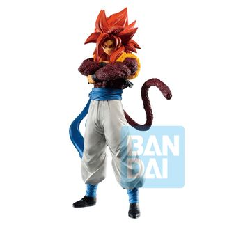 Gogeta SS4 Figure Dragon Ball Dokkan Battle Ichibansho