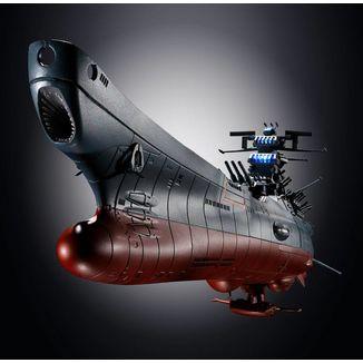 GX-86 Yamato 2202 Diecast Model Soul Of Chogokin Figure Space Battleship Yamato