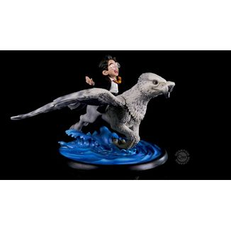 Figura Harry & Buckbeak Harry Potter Q-Fig MAX
