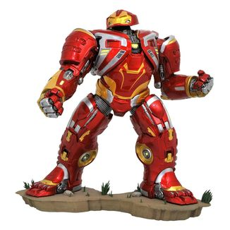 Hulkbuster MK2 Deluxe Figure Vengadores Infinity War Marvel Movie Gallery