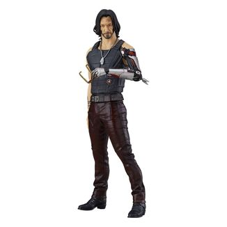 Johnny Silverhand Figure Cyberpunk 2077 Pop Up Parade