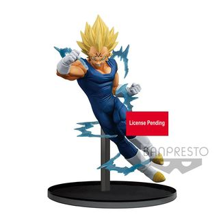 Majin Vegeta SSJ Figure Dragon Ball Z Dokkan Battle