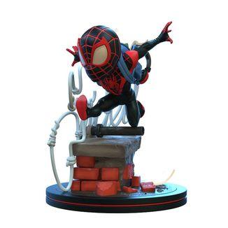 Figura Miles Morales Spider Man Marvel Comics Q Fig Elite