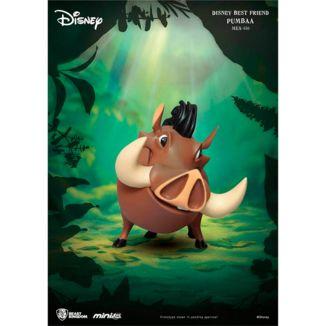 Pumba Mini Figure Egg Attack The Lion KIng Disney Best Friends
