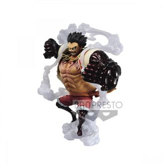 Figura Monkey D Luffy Gear 4 SPECIAL Version A One Piece King of Artist