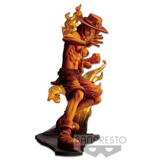 Portgas D Ace Figure One Piece Stampede Movie Posing Figure Vol 2