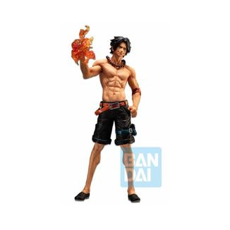Figura Portgas D Ace The Bonds of Brothers One Piece Ichibansho