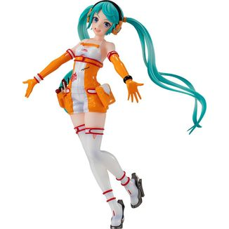 Racing Miku 2010 Figure Hatsune Miku GT Project Vocaloid
