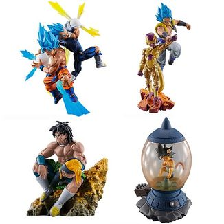 Figura Re: Birth Super Power Dragon Ball Super Dracap
