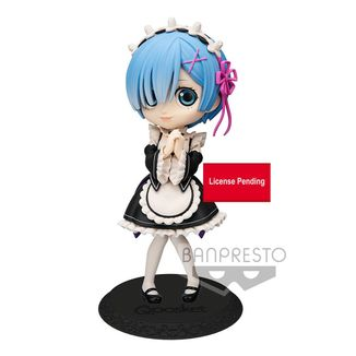 Figura Rem Version A Re:Zero Q Posket
