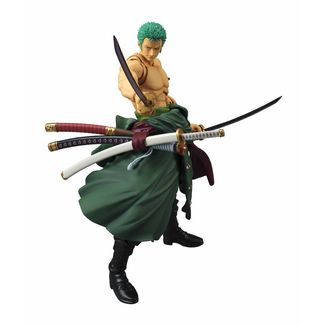 Figura Roronoa Zoro Renewal Edition One Piece Action Heroes