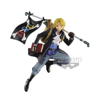 Figura Sabo One Piece DXF Three Brothers