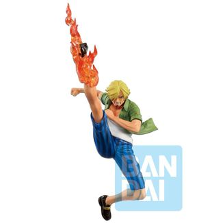 Figura Sanji One Piece Great Banquet Ichibansho