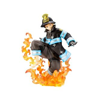 Figura Shinra Kusakabe Fire Force ARTFXJ