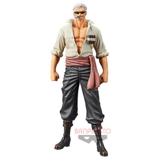 Figura Smoker One Piece Stampede DXF The Grandline Men