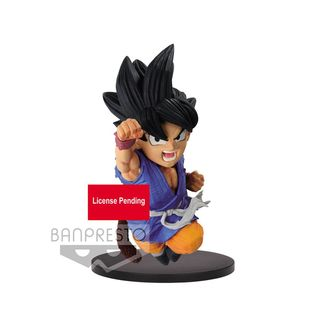 Son Goku Kid Figure Dragon Ball GT Wrath of the Dragon