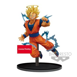 Son Goku SSJ2 Figure Dragon Ball Z Dokkan Battle