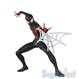Spider-man Miles Morales Figure Marvel Comics 80th Anniversary