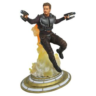 Star Lord Maskless Figure Guardianes de la Galaxia 2 Marvel Gallery