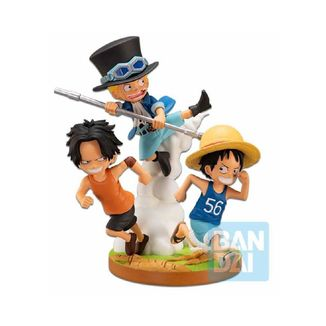 The Bonds of Brothers Figure One Piece Ichibansho