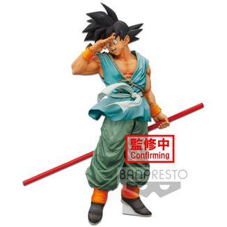 Figura The Son Goku Dragon Ball Super Master Stars Piece