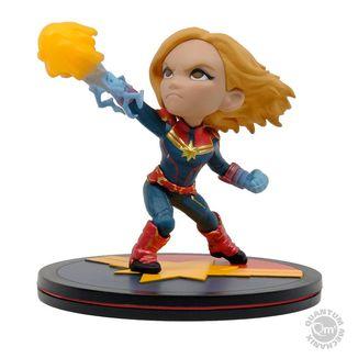 Captain Marvel Figure Marvel Comics Q-Fig