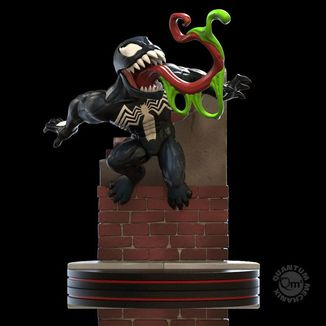 Venom Figure Marvel Comics Q-Fig