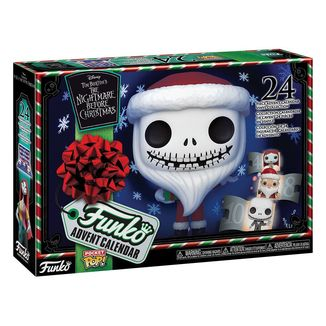 Nightmare Before Christmas Pocket  POP! Advent Calendar