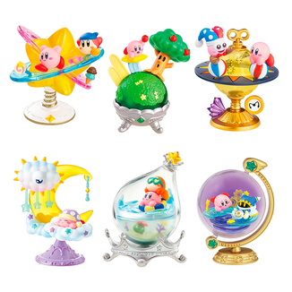 Gashapon Kirby Starium Kirby's Dream Land (Caja Completa)