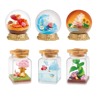 Kirby Terrarium Pupupu Seasons Gashapon (Complete Box)